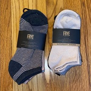 Frye No-Show Sock Bundle